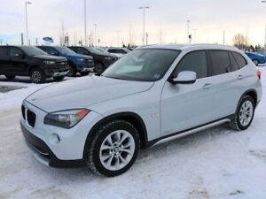 2012 BMW X1 28i, 2.0L, AWD, BLUETOOTH MEDIA, NAV, REAR CAMERA,