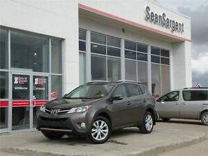 2013 Toyota RAV4 Leather