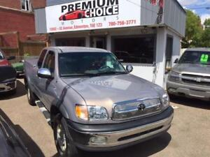2002 Toyota Tundra TRD OFF ROAD 4X4 THIS WEEKS SPECIAL...7000.00