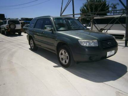 2005 Subaru Forester Wagon Albion Brimbank Area Preview