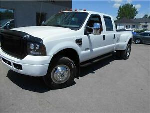 2005 FORD F-350 XLT , TURBO DIESEL , 4X4
