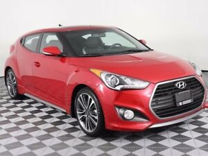 2016 Hyundai Veloster w/HEATED LEATHER, PANO ROOF, NAVIGATION