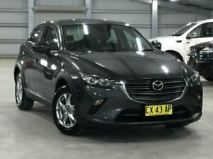 2018 Mazda CX-3 DK2W76 Maxx SKYACTIV-MT FWD Sport Grey 6 Speed Manual Wagon Phillip Woden Valley Preview