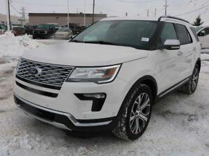 2019 Ford Explorer PLAT