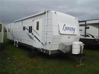 2008 Recreation by Design Luxury 36SC Travel Trailer with Slide