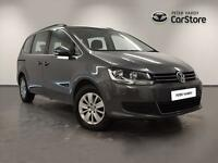 2013 VOLKSWAGEN SHARAN DIESEL ESTATE