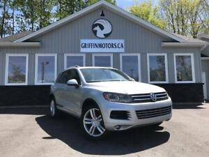 2012 VW Touareg Highline TDi