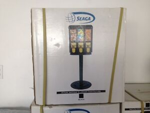 Two Brand New Triple Vending Machines For Sale