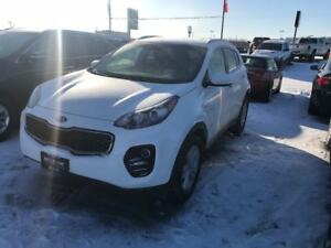 2017 Kia Sportage LX from *156 b/w
