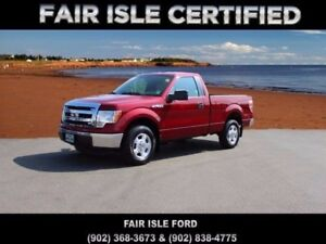 2013 Ford F150 4X2