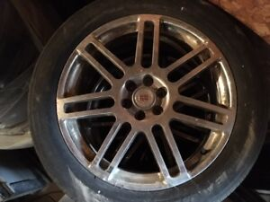 """6 X 139 bolt pattern    20"""" Cadillac Rims for sale (4)"""