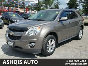 2011 Chevrolet Equinox 2LT Leather back camera