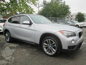 2013 BMW X1 xDrive28i SPORTLINE CUIR TOIT PANOR. MAGS 18