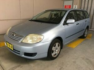 Toyota Corolla WAGON 2004 AUTOMATIC - Located at Macksville on the NSW mid-North Coast half way betw Macksville Nambucca Area Preview