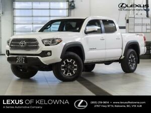 2017 Toyota Tacoma TRD Off Road w/Crawl Control and Navigation