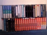 45x MAXELL TYPE 1 USED CASSETTE TAPES JOB LOT FOR £15 OR CHERRY PICK & MIX. ALSO 43 CHROME FOR £25