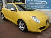 Alfa Romeo MiTo 1.3JTDM Veloce Full S/H Inc Cambelt Finance Available p/x