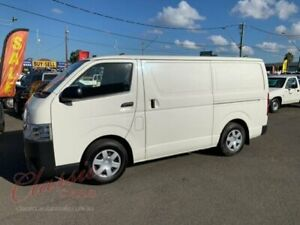 2014 Toyota HiAce TRH201R MY14 LWB White 4 Speed Automatic Van Cabramatta Fairfield Area Preview