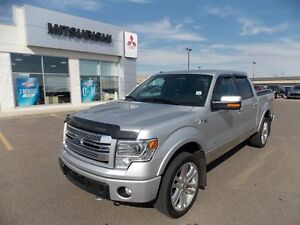 2014 Ford F-150 Limited 4x4 SuperCrew Cab 5.5 ft. box 145 in. WB