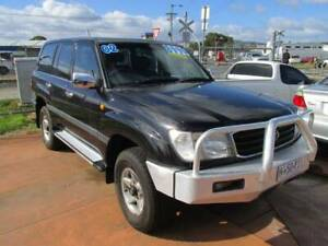 2002 Toyota GXL Landcruiser Wagon Glenorchy Glenorchy Area Preview