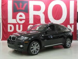 BMW X6 AWD 35i TWIN TURBO TECH 2012