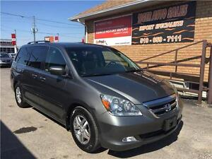 2007 Honda Odyssey EX-L**LEATHER***8 PASSENAGER****ONLY 127 KMS