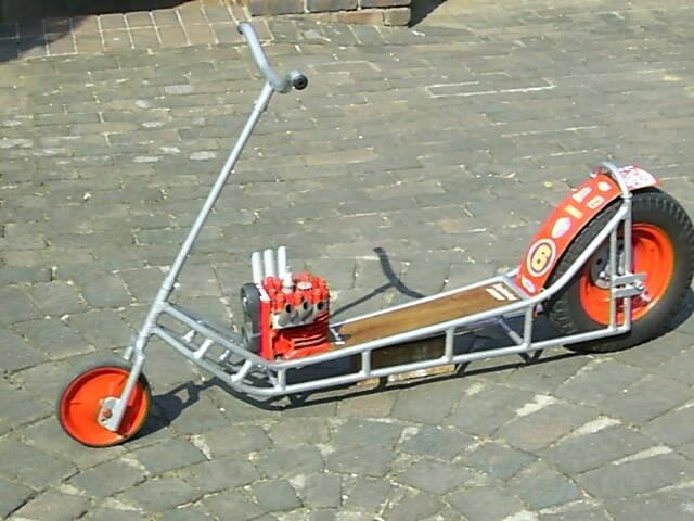 Dragster Scooter