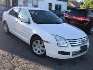 2008 Ford Fusion SE,PL,PW,AC,RADIO,CD CERTIFIED