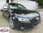 Audi A5 Coupe S-Line 3.0TDI quattro S tronic Panorama