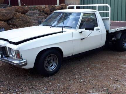 1978 Holden HZ One Tonne Ute - Registered without Spares