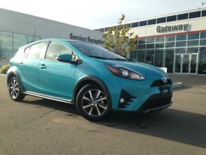 2019 Toyota Prius c Technology with Moonroof