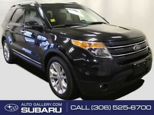 2013 Ford Explorer LIMITED | 2ND ROW BUCKET SEATS | TWO TONE INT