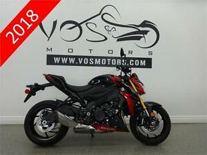 2018 Suzuki GSX-S1000- Stock#V2585- No Payments for 1 Year**