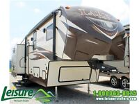 2014 Keystone Laredo 278SRL Fifth Wheel