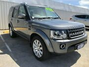 2016 Land Rover Discovery Series 4 L319 MY16.5 TDV6 Grey 8 Speed Sports Automatic Wagon Osborne Park Stirling Area Preview