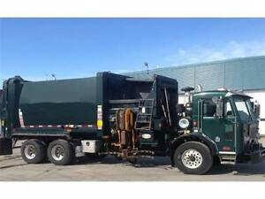 2012 NEWWAY SIDEWINDER SIDE LOADING REFUSE TRUCK