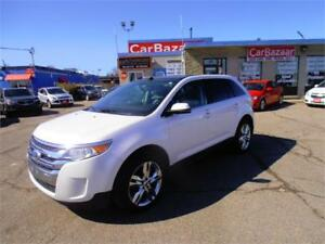 2013 Ford Edge Limited Leather Roof Camera AWD Easy Finance