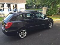 2008 Diesel Skoda Fabia 3 1.4 TDI Estate MOTd to 30 Apr 2017 FULL SERVICE HISTORY & 4 FRESH TYRES