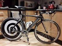 Orbea T/T Bike.