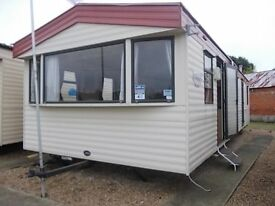 Large 3 bedroom caravan for sale, Mersea Island. 2017 fees inc!