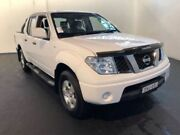 2015 Nissan Navara D40 RX Silverline SE (4x4) White 5 Speed Automatic Dual Cab Pick-up Clemton Park Canterbury Area Preview