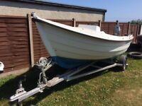 Orkney Strikeliner 16+ Boat For Sale