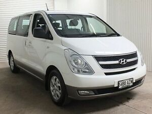 2013 Hyundai iMAX TQ MY13 TQ-W MY13 White 4 Speed Automatic Wagon Salisbury Plain Salisbury Area Preview