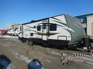 VERY NICE 2015 Forest River RV Wildcat 30DBH