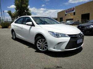 2016 Toyota Camry ASV50R MY16 Altise White 6 Speed Automatic Sedan Malaga Swan Area Preview