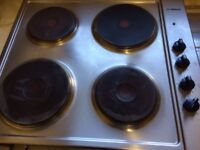 Bosch electrical hob.on sale as switched to gas hob.very good condition. 70 pounds