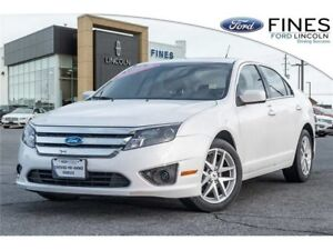 2010 Ford Fusion SEL - V6, AWD, MOONROOF & WINTER TIRES!