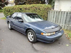 1997 Oldsmobile Cutlass Sedan