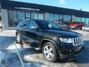 JEEP GRAND CHEROKEE OVERLAND LIMITED 4X4 2013 **CUIR+TOIT PANO+N