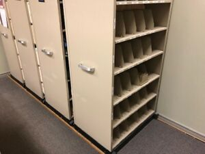 Office Shelf Filing System